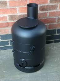 Gas Bottle Wood Burner Design Rocket Stove Made From An Old Gas Cylinder Gas Bottle Wood