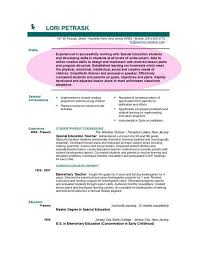 Teacher Aide Job Description For Resume   Free Resume Example And