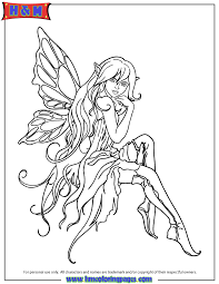 Small Picture Beautiful Cartoon Fairy In Boots Coloring Page H M Coloring Pages