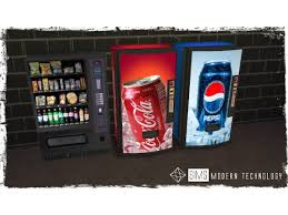 Sims 4 Vending Machine Beauteous MG488 Snack Vending Machine By Simsmoderntechnology The Sims 48