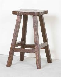 Barnwood Bar amazon barnwood bar stool dark barnwood kitchen & dining 2880 by xevi.us