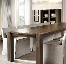 gallery of rectangular table collections rh likeable restoration hardware dining loveable 8
