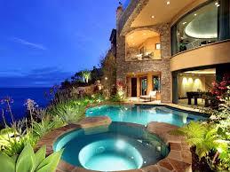 inground pools with hot tubs. Mediterranean Pool \u0026 Hot Tub Inground Pools With Tubs