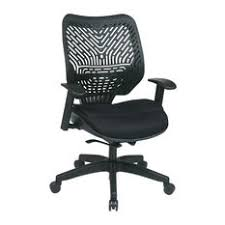 unique office chair. unique self adjusting spaceflex back and raven mesh seat managers chair office chairs i