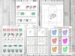 We love coloring pages for all the wonderful benefits they have for children. Free Tooth Fairy Printables For Kids