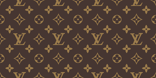 Lv Pattern Magnificent Free Download Of Seamless Louis Vuitton Pattern Vector Vector