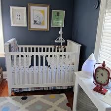 crib pottery barn madras bedding sheet saver mobile rug humidifier vintage clock home goods guitar print dog print manners print