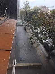 Son dakika! Gaziantep'te şiddetli yağmur trafiği felç etti