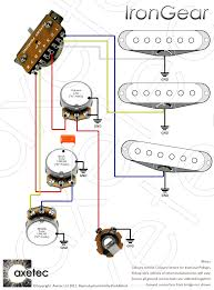 guitar parts from axetec 5 position lever switches wiring diagram for this switch