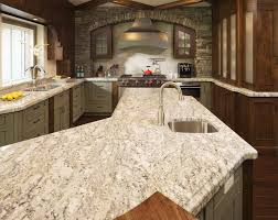 granite counters in kitchen remodel