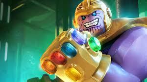 Lego Marvel Super Heroes 2 Marvels Avengers Infinity War Movie Level Pack