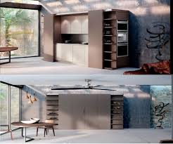 Hidden Kitchen How To Get Benefit From Hidden Kitchens In Your Home 25 Designs