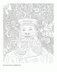 Small Picture Sunflower Coloring Page Van Gogh sunflower coloring page van