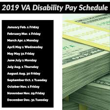 Va Disability Chart With Current Compensation Rates 2019 Va Disability Compensation Pay Schedule Va Disability
