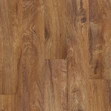 shaw 10 piece 5 9 in x 48 in plantation teak floating luxury vinyl plank
