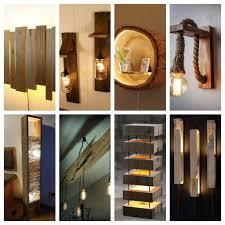 Auch die notwendige schablone zum nachbau des holz lampenschirms finden sie hier zum downloadlos gehts. Lampen Aus Holz Selber Bauen Stilvolle Diy Ideen Nettetipps De
