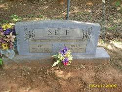 "Effie ""Billie"" Jennings Self (1930-2008) - Find A Grave Memorial"