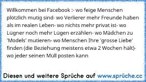 Willkommen Bei Facebookwo Lügner Noch Mehr Lügen Erzählenwo