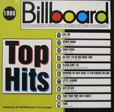 Cdcovers Disco Billboard Top Hits 1980 Jpg 1980s Music
