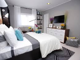 Modern Bedroom Window Treatments Photos The High Low Project Hgtv