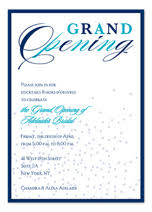 Opening Invitation Card Sample Invitation Wording Samples By Invitationconsultants Com Grand