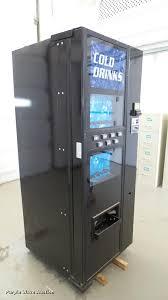 Used Vending Machines Wichita Ks Unique DixieNarco DN48ES4848 Drink Vending Machine Item DC48