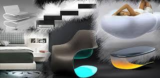 future furniture. Floating Furniture Brings The Future Home
