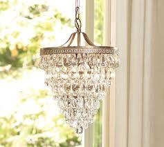 Glas Tropfen Kronleuchter Kristalle Modern Mit Goldenen