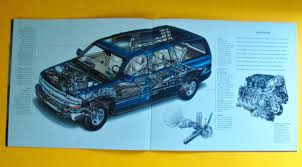 2003 CHEVROLET SUBURBAN SALES SHOWROOM BROCHURE...20 PAGES WITH CD ...