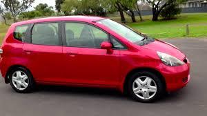 Honda Fit 2004, 1.3L, Auto - YouTube