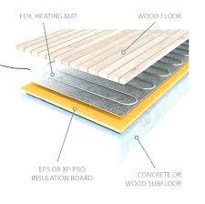 electric heated floor electric heat under ceramic tile under floor radiant heat floor impressive under floor electric heated floor