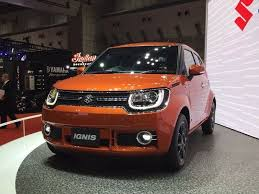 new car release dates indiaMaruti Suzukis IGNIS Launch Soon Release Date Specification