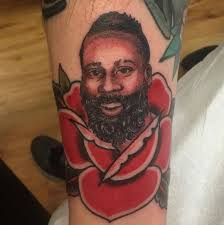 The most famous ones that i know are: James Harden Tattoo By Scorpionstudio1 Darren Rovell Scoopnest