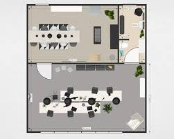 office space plans. beautiful space roomle open work space design 3d floor plan and office space plans