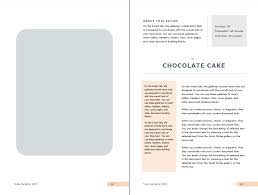 Full Page Recipe Templates Eye Catching And Editable Recipe Template For Word Used To