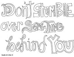 Quote Coloring Pages To Print At Getdrawings Com Free For