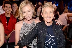 Ellen And Portia Ellen Degeneres Is Desperately Unhappy And Headed Towards