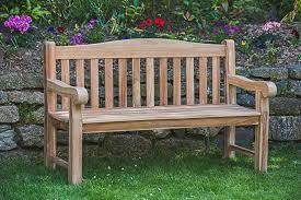 6ft outdoor bench ottena garden furniture
