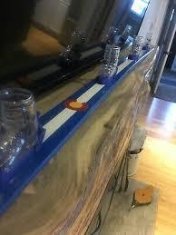 shot ski 4 person shotski drinking custom colorado flag ski boot shot glasses
