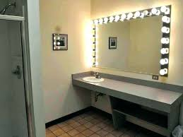 large mirror with lights marvelous vanity wall mount mirrors mirror astounding inspiration lighted vanity wall mirror