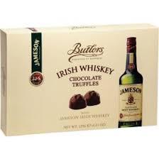 chocolate s butlers jameson irish whiskey truffles jamesontruffles