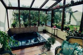 Sun Room How To Build A Sunroom Straight Roof Sunroom 8 Options For