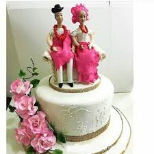 Together Forever Engagement Cakes Online In Nigeria