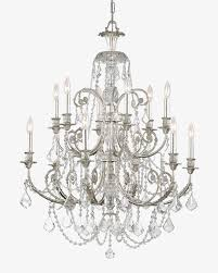 crystal chandeliers crystal continental chandelier png image and clipart