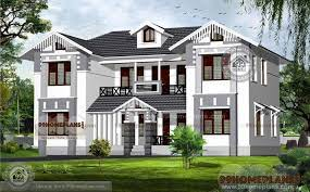 kerala house plans with photos and