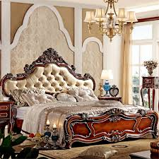 double bed designs in wood. Wood Double Bed Designs With Classical Design In A