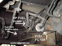 fuel tank selector valve ford truck enthusiasts forums fuel tank selector valve fuel layout