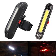 Rear Bike Light Us 4 41 23 Off Cob Rear Bike Light Taillight Safety Warning Usb Rechargeable Bicycle Tail Comet Led Lamp 88 B2cshop In Bicycle Light From Sports