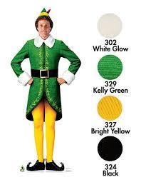 Elf Costume Pattern