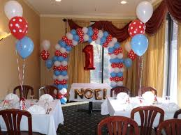 Cuban Party Decorations Blue Red And White Party Party Decorations By Teresa